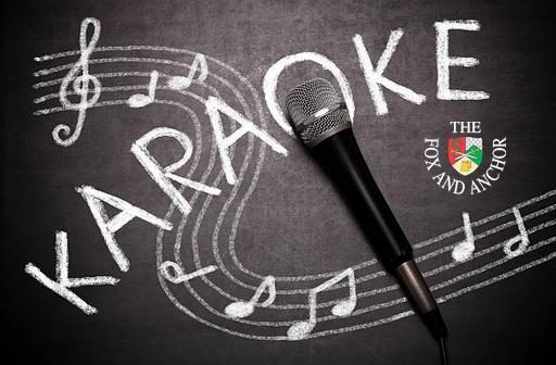 Karaoke på Foxen i Karlskrona